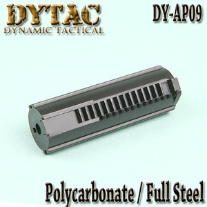 Polycarbonate Hard Piston / Full Steel Teeth
