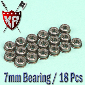 7mm Bearing / 18 Pcs