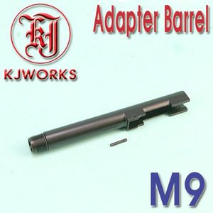 M9 Adapter Barrel / -14mm(Anticlockwise)