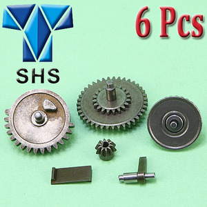 SHS 6 Pcs Gear Set