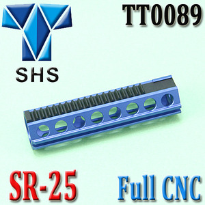 SR-25 Piston / Full CNC