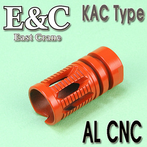 E&C KAC TYPE Flash Hider  / Color Parts