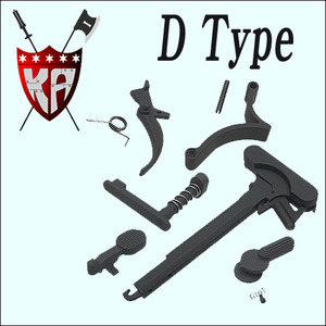 Accessories Set D for M4 Series