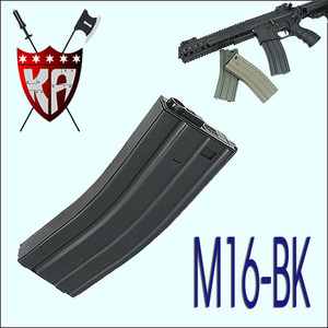 450R Mag for M16 Series-BK