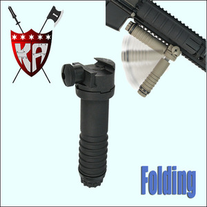 Folding Fore Grip - BK