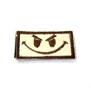 Funny Patch - TAN
