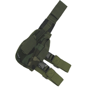 Tactical Leg Holster- Camo