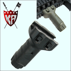 Vertical Fore Grip Shorty/BK