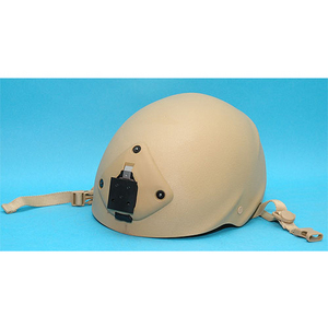 USMC Type Helmet with Night Vision Mount (Sand)