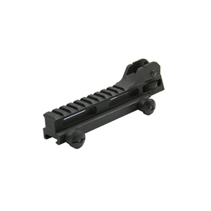 Rail Mount Base With Rear Sight