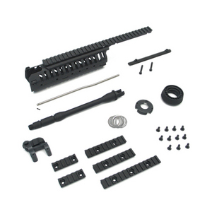 "[CNC]CASV Realistic HG Set w/10.5""Outer Barrel & MOD Stock Set-BK"