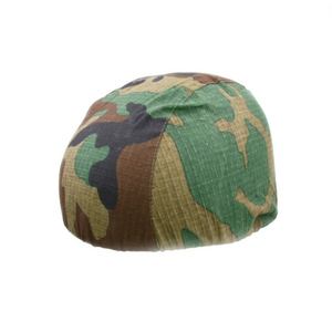 Helmet Cover(Woodland) )