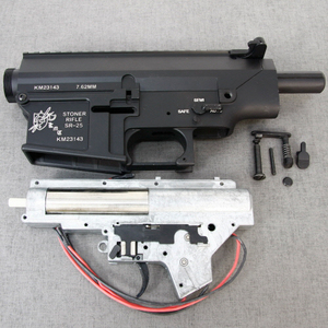 SR-25 Metal body With Gear Box (G&P 각인)