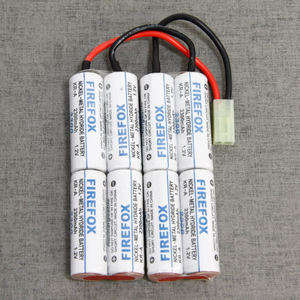 Nickel-Metal Hydride 9.6V / 2300mAh