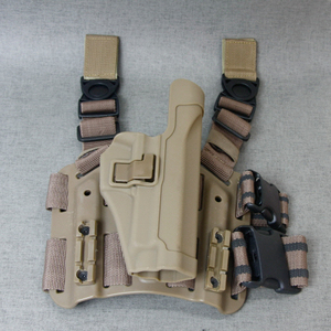 Black Hawk Leg Holster Set (P226/TAN)