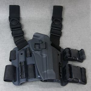 Black Hawk Leg Holster Set (Beretta/Black)