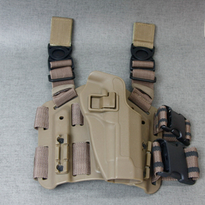 Black Hawk Leg Holster Set (Beretta/TAN)