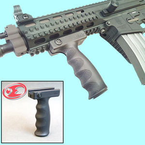 TDI Arms Vertical Ergonomic Grip/ Black