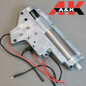 New A&K Ver2  Gearbox