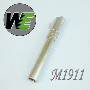 M1911 Outer Barrel / Silver