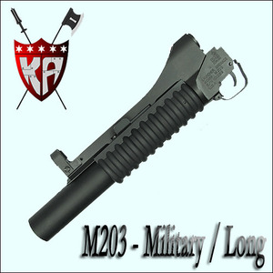 M203 Launcher - Military / Long