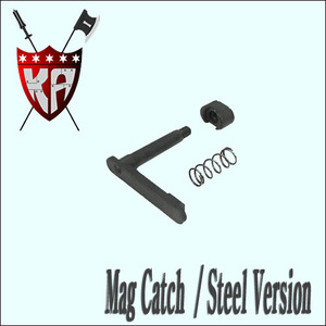 Mag Catch / Steel Version