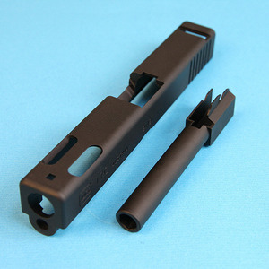 Glock 17 / CNC Slide Barrel Set