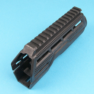 Handguard With Rail System