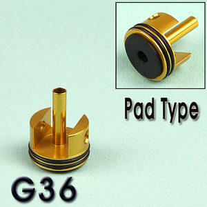 Pad Type Double O-ring Cylinder Head / G36