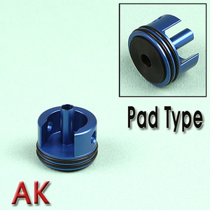 Pad Type Double O-ring Cylinder Head / AK