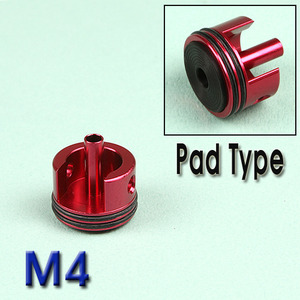 Pad Type Double O-ring Cylinder Head / M4