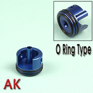 Double O-ring Cylinder Head / AK