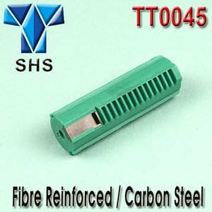 Fiber Reinforced 1Teeth Piston