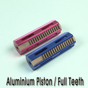 Aluminium Light Weight Piston / Steel Full Teeth