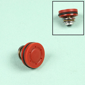 POM Piston Head / Red