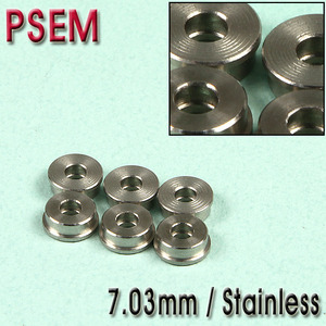 7.03mm Stainless Bushing / CNC