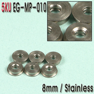8mm Stainless Bushing / CNC