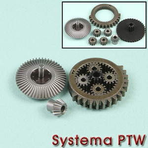 Systema PTW Gear Set / Full CNC
