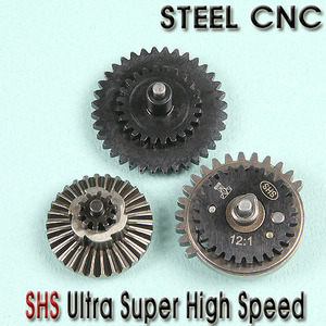 Ultra Super High Speed Gear Set / STEEL CNC