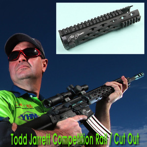 TJ Competition Rail / Cabine Cut Out