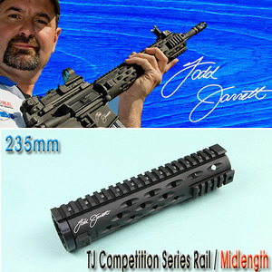 TJ Competition Series Rail / Mid length