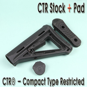 CTR Stock With Pad