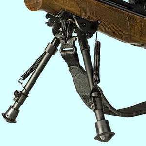 SRC Retractable Tactical Swing Bipod / 6""