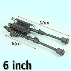 "6"" Harris Type Bipod"