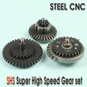 SHS Super High Speed Gear set / Steel CNC