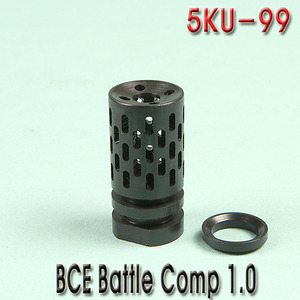 BCE Battle Comp 1.0 / Steel CNC
