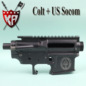 M4 Metal Body / Colt + US Socom