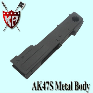 AK47S Metal Body
