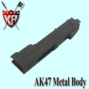 AK47 Metal Body