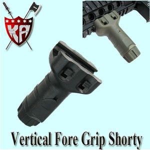 Vertical Fore Grip Shorty